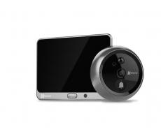 萤石DP1 智能猫眼摄像头电子猫眼无线监控可视门铃WIFI连接